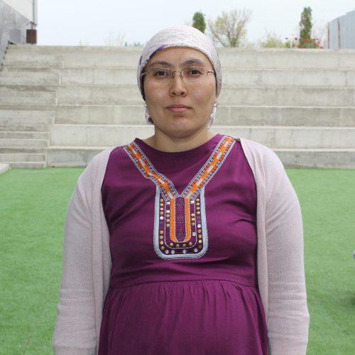Saida Kayipova