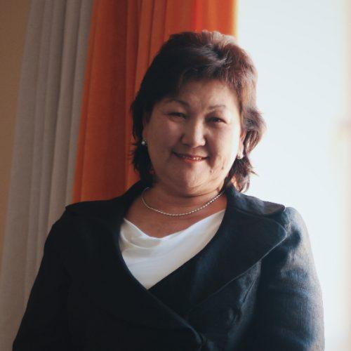 Janyl Sukenova