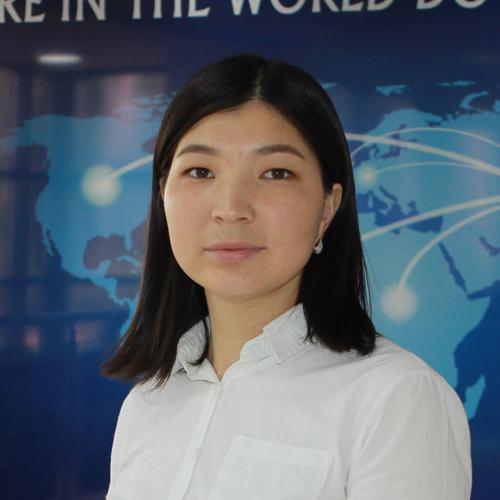 Aiperi Kudaibergenova