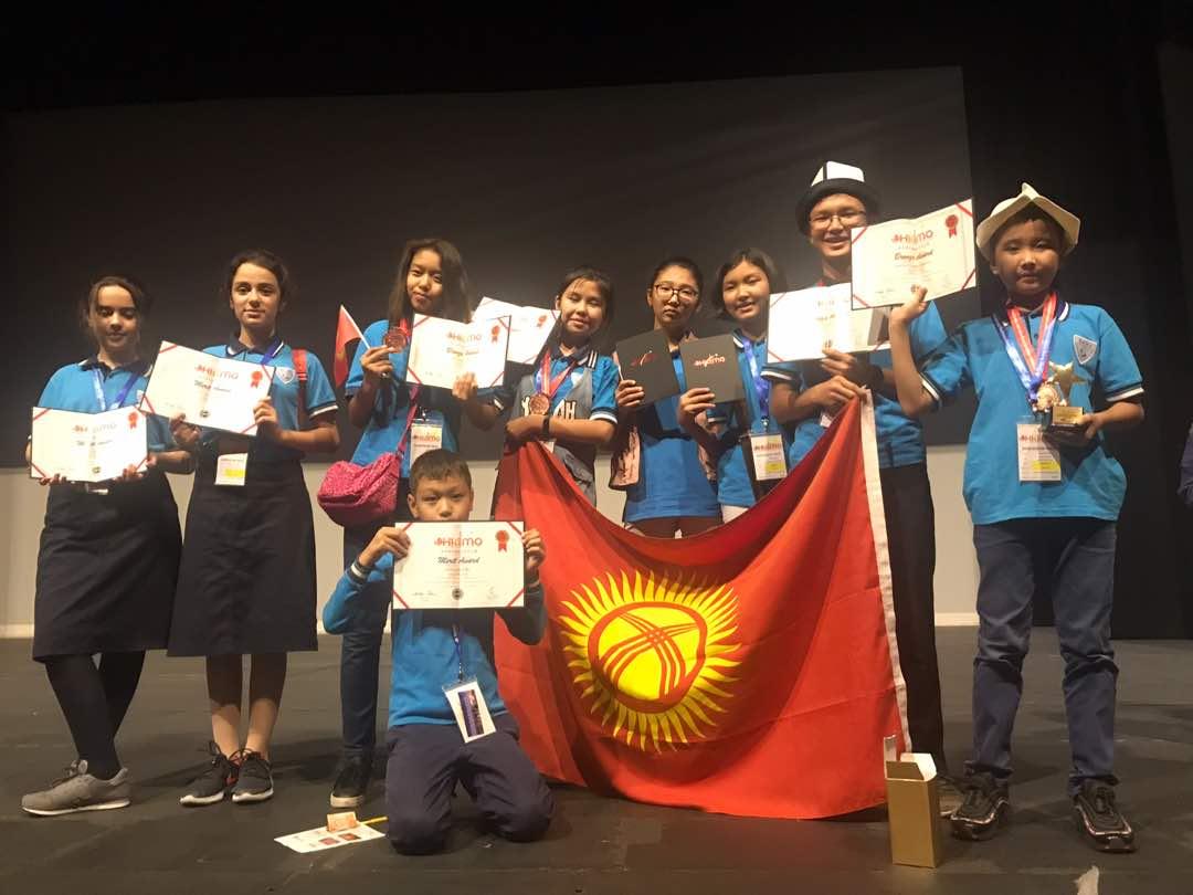 Hong Kong International Mathematics Olympiad 2018 UWIS