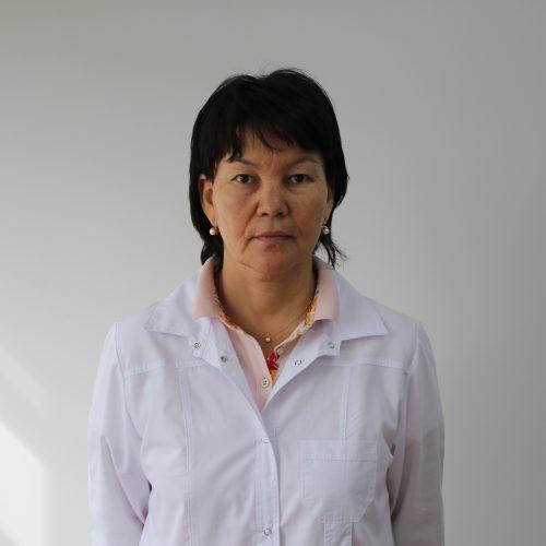 Ismailova Gulbara