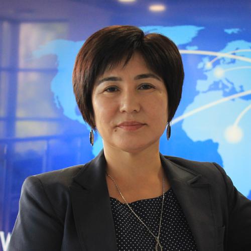Mirgul Imanbaeva