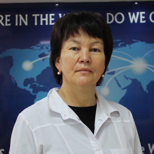 Gulbara Ismailova