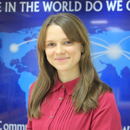 Alexandra Shirnina