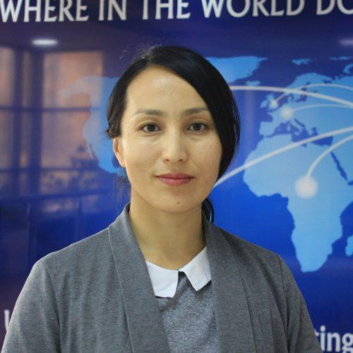 Uulbu Ashyrbaeva
