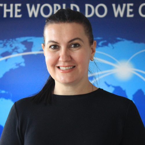 Irina Sansardzhy