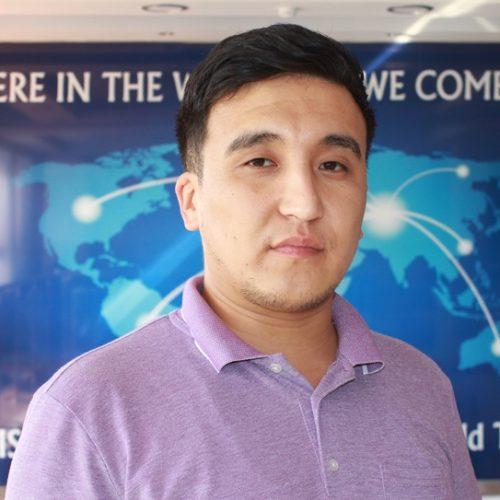 Azamat Rahmanov
