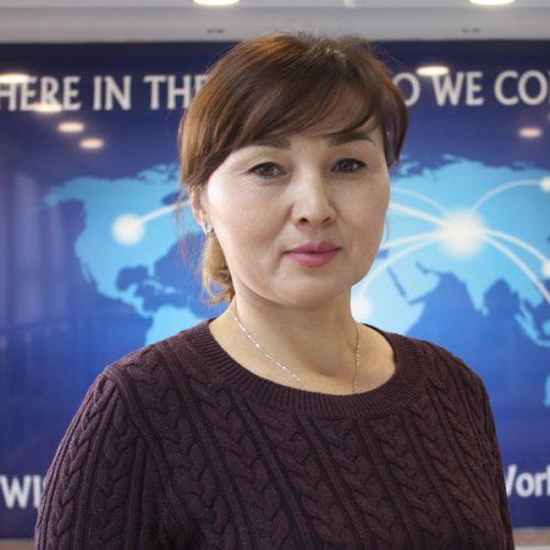 Olesia Davletkulova