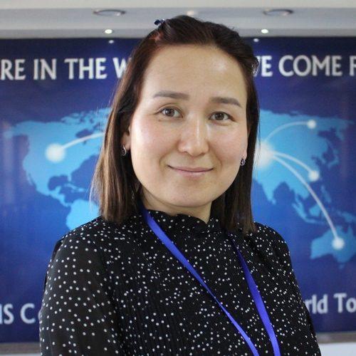 Nazgul Dzheenbaeva