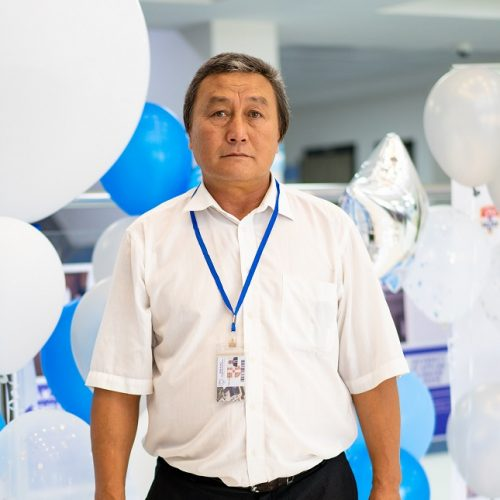Tilek Sydykbekov