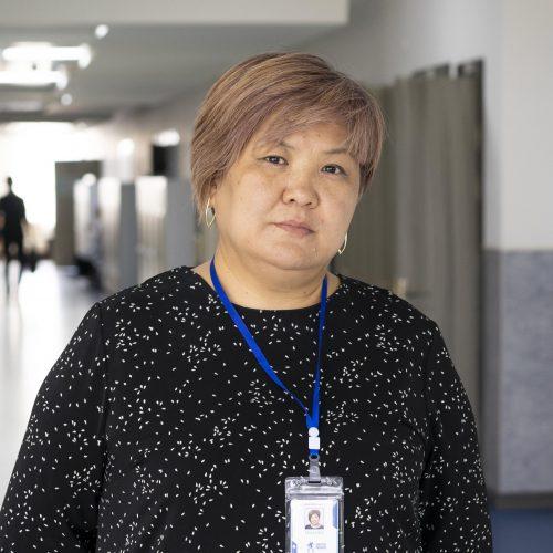 Zhangazieva Nurzhan