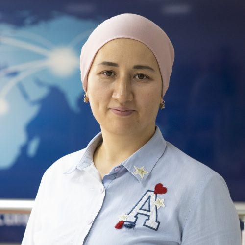 Dilnoza Holmirzaeva