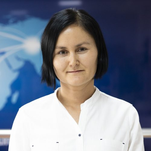 Zulaika Nabizhanova