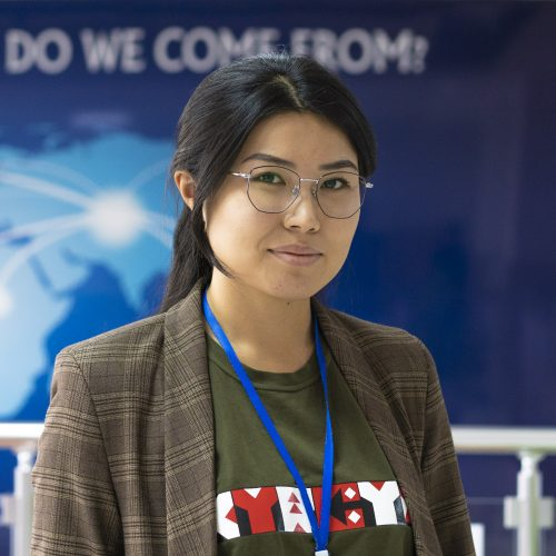 Meerim Ryskulova